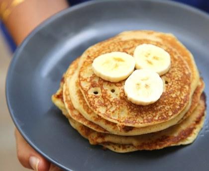 Recette Sans Gluten Marmiton Inspirant Images Pancakes  La Banane Recette De Pancakes  La Banane Marmiton