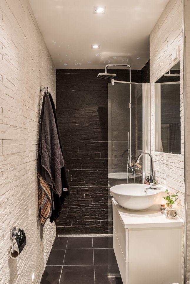 Refaire Une Salle De Bain A Moindre Cout Luxe Photographie Pour Une Petite Salle De Bain tout En Longueur