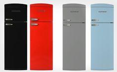 Refrigerateur Telefunken Rouge Frais Galerie étonnant Vestiaire Pompier Décoration Fran§aise