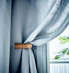 Rideaux Nouettes Ikea Frais Image Rideau Lin Lavé Doublé Passants Cuir Private Am Pm