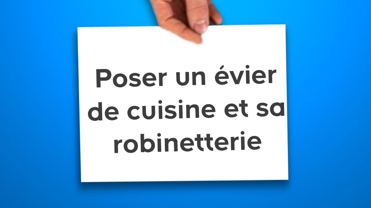 Robinet Castorama Salle De Bain Élégant Images Poser Un évier De Cuisine Et Sa Robinetterie Castorama