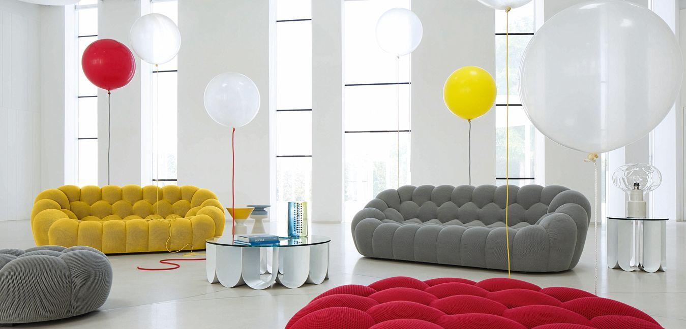 Roche Bobois Degriffe Meilleur De Stock Grand Canapé 3 Places Bubble Canapés Pinterest