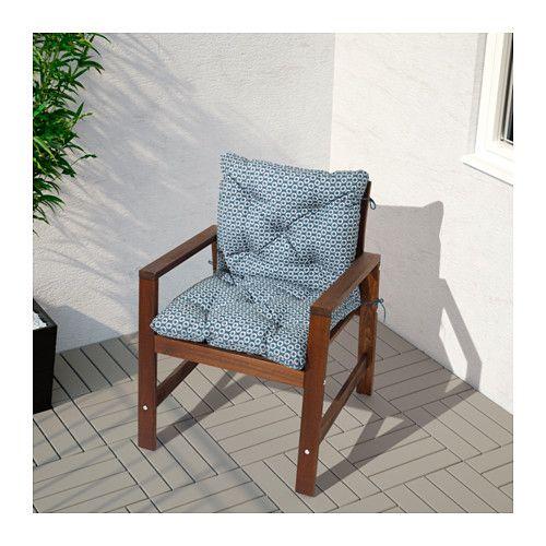 """Rocking Chair Exterieur Ikea Meilleur De Photographie """"pplar– Armchair Outdoor Brown Stained Brown Pinterest"""