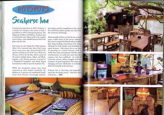 Run Up Prix Meilleur De Photos the Seahorse Inn and Pizzeria Sri Lanka Pottuvil Voir Les Tarifs