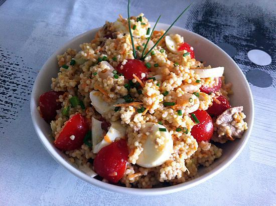 Salade De Perles Au Chorizo Beau Collection Nouveau Bague Argent Salade De Perles Au Surimi