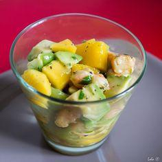 Salade De Perles Au Chorizo Élégant Collection Salade Fra Cheur Aux Crevettes nordiques Et Saumon Fumé