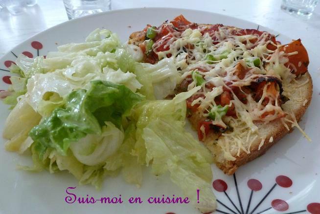 Salade De Perles Au Chorizo Élégant Galerie Bruschettas Poivrons Chorizo Suis Moi En Cuisine