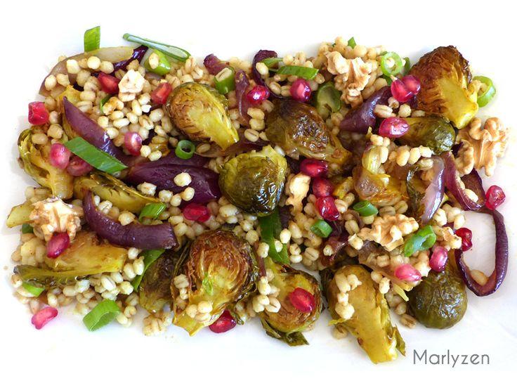 Salade De Perles Au Chorizo Élégant Photos Les 21 Meilleures Images Du Tableau orge Perlé Recettes Sur