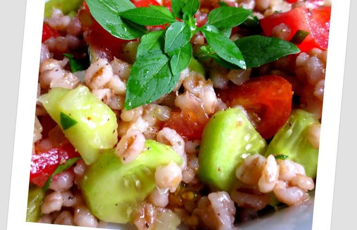 Salade De Perles Au Chorizo Frais Stock Les 21 Meilleures Images Du Tableau orge Perlé Recettes Sur