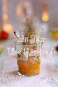 Salade De Perles Au Chorizo Inspirant Galerie Verrines De Perles Du Japon Au Surimi Et Aux Oeufs De Lump
