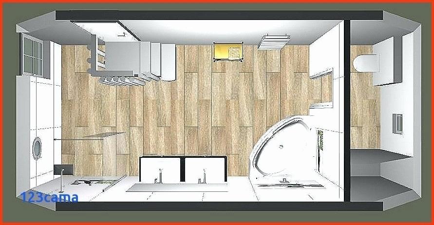 Salle D Eau 5m2 Beau Images 45 élégant Plan Salle De Bain 5m2