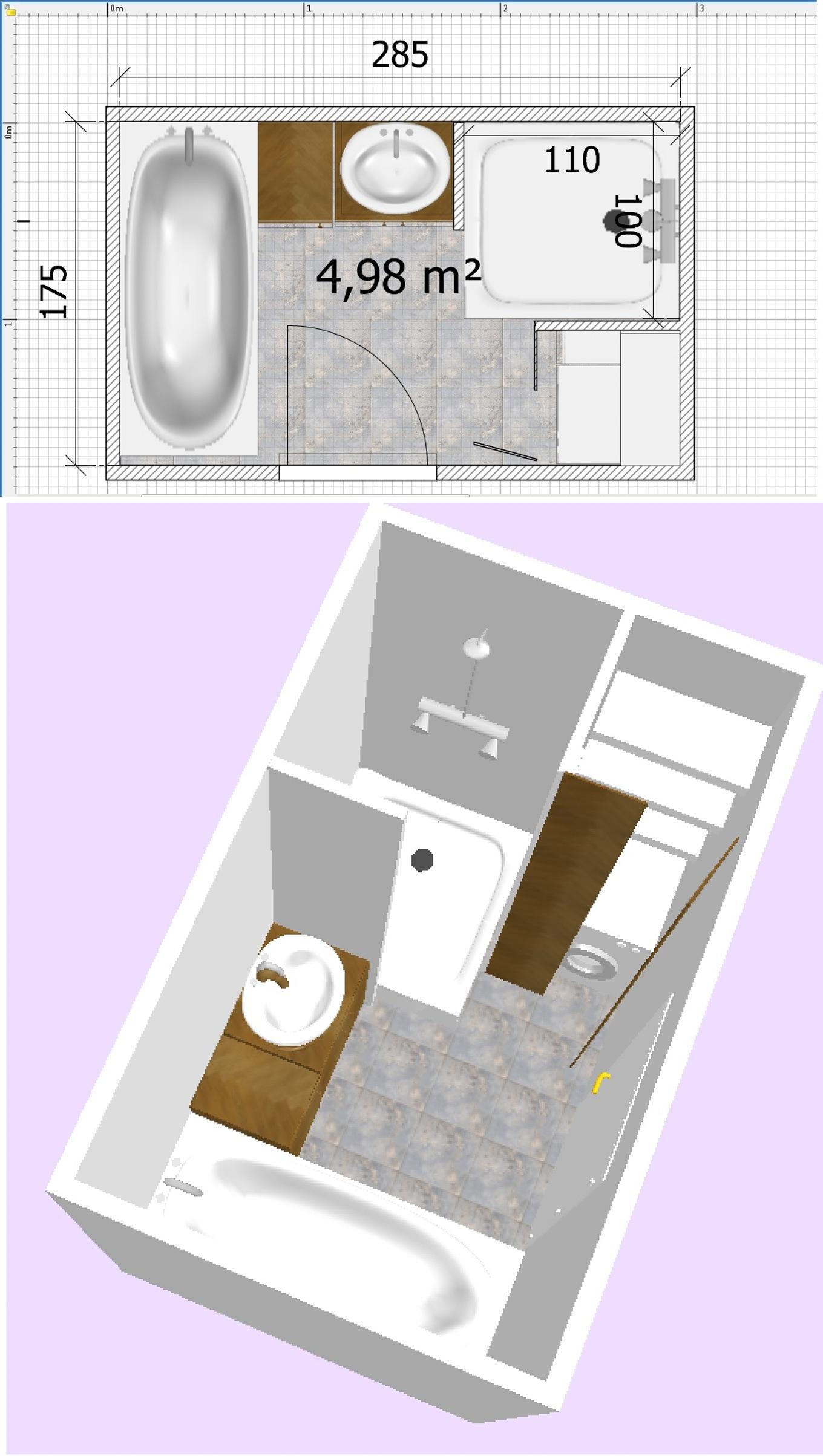 Salle D Eau 5m2 Élégant Galerie Amnager Une Salle De Bain De 5m2 Idees De Dcoration