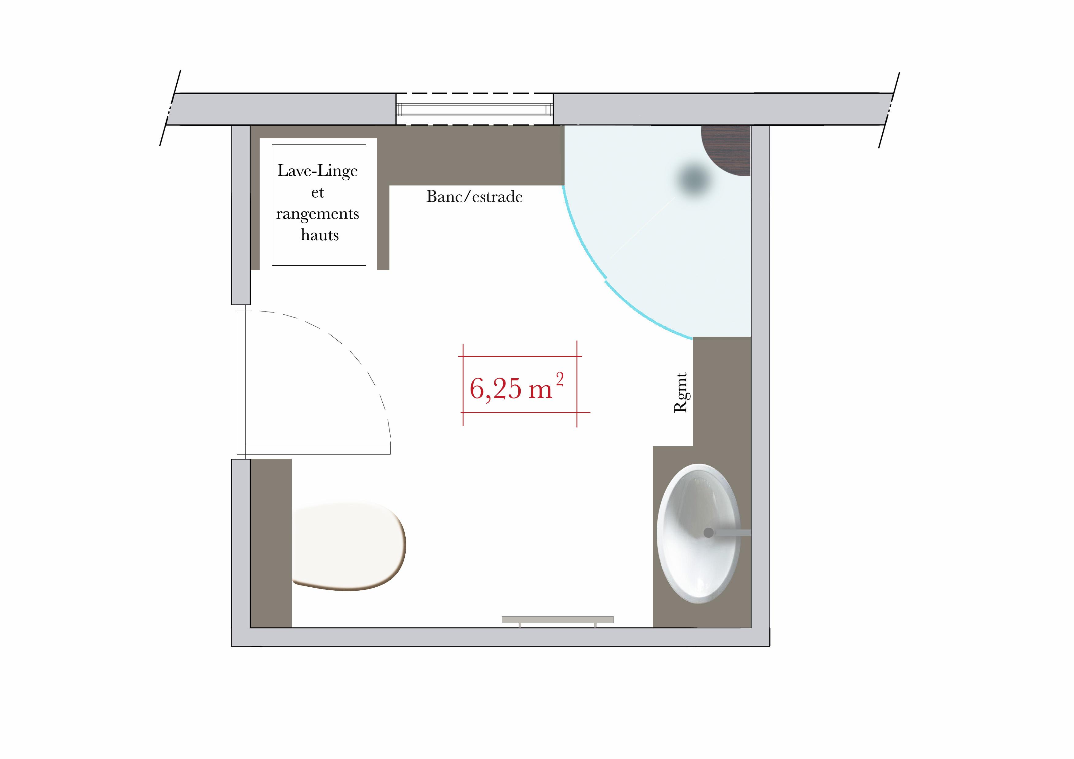 Salle D Eau 5m2 Frais Galerie Amnager Une Salle De Bain De 5m2 Idees De Dcoration