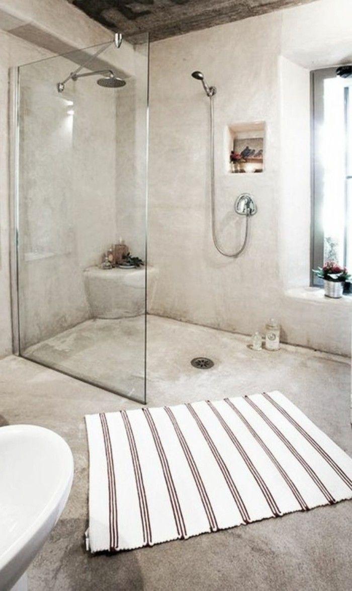 Salle D Eau 5m2 Inspirant Photographie Idee Salle De Bain Avec Salle De Bain Beton Cire Blanc 10 Idee