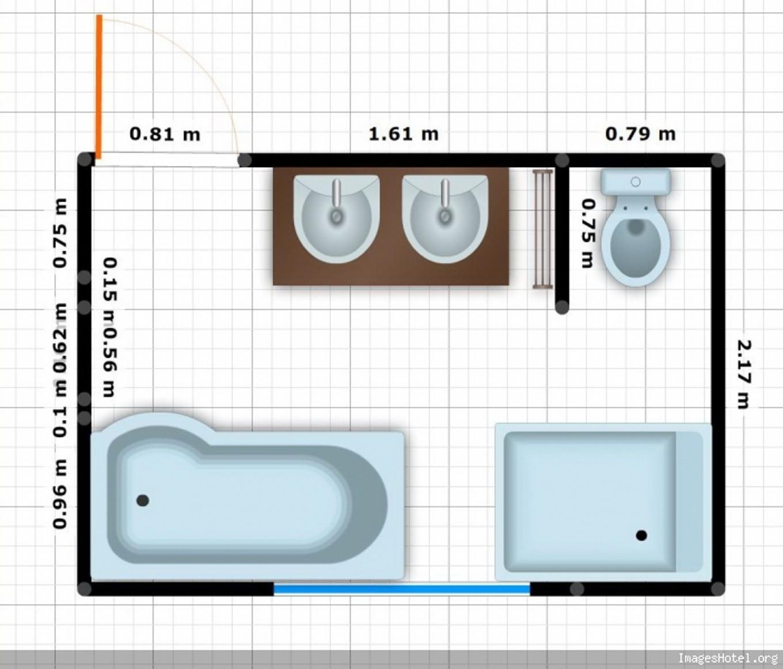 Salle D Eau 5m2 Inspirant Photos Plan Salle De Bain 5m2 Plan Salle De Bain 4m2 Frais 18 Plans De