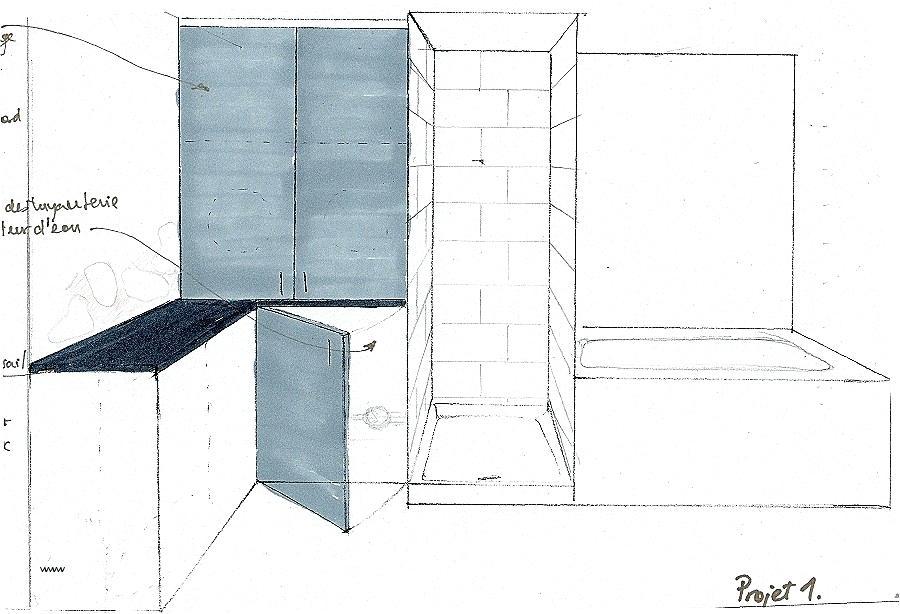 Salle De Bain 4m2 Ikea Élégant Galerie Les Petites Salles De Bains 2 3 Ma Petites Salles De Bain Les