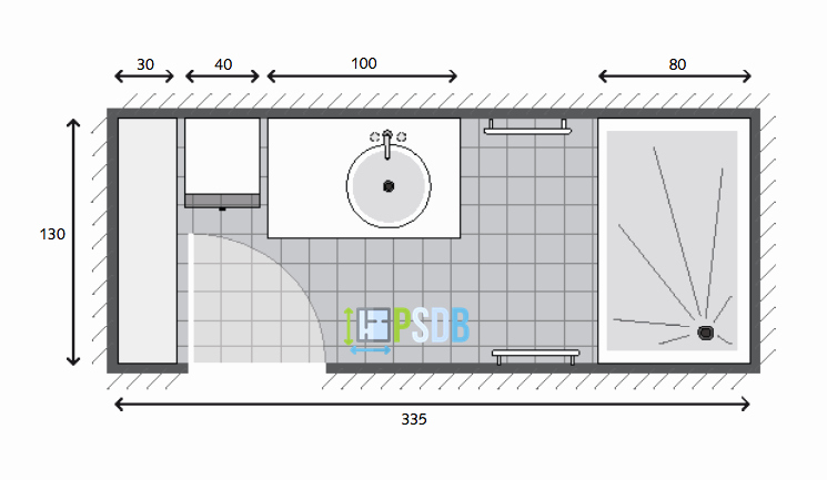 Salle De Bain 7m2 En Longueur Inspirant Image Plan Salle De Bain En Longueur Unique Plan Salle De Bains Awesome