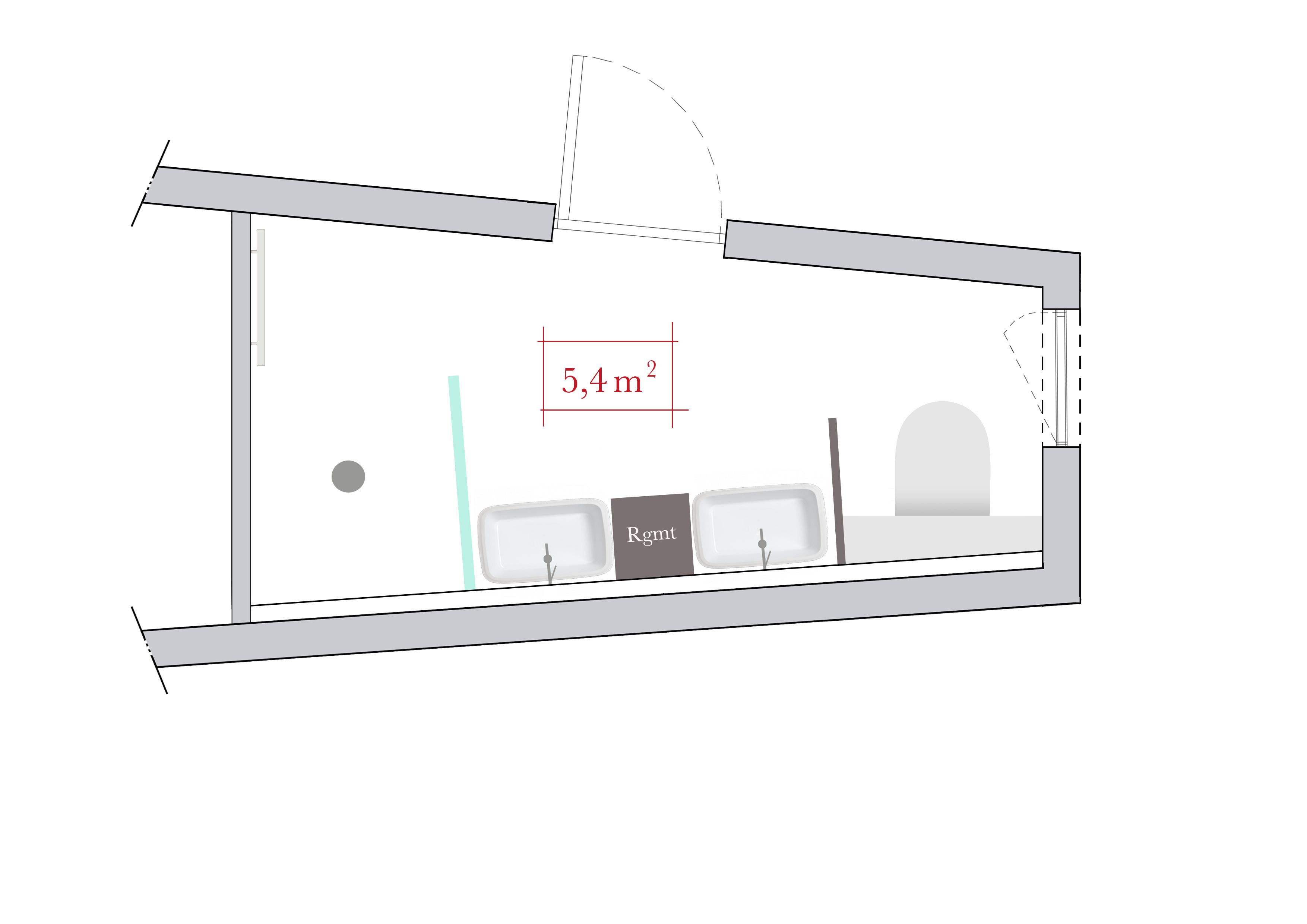Salle De Bain 7m2 En Longueur Meilleur De Collection Emejing Salle De Bain En Longueur Plan Awesome Interior Avec