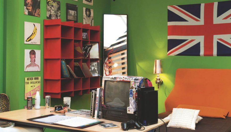 Salle De Bain Ado Garcon Élégant Collection Couleur Chambre Fille Salles Ado Adolescent Peinture Jeune Pour