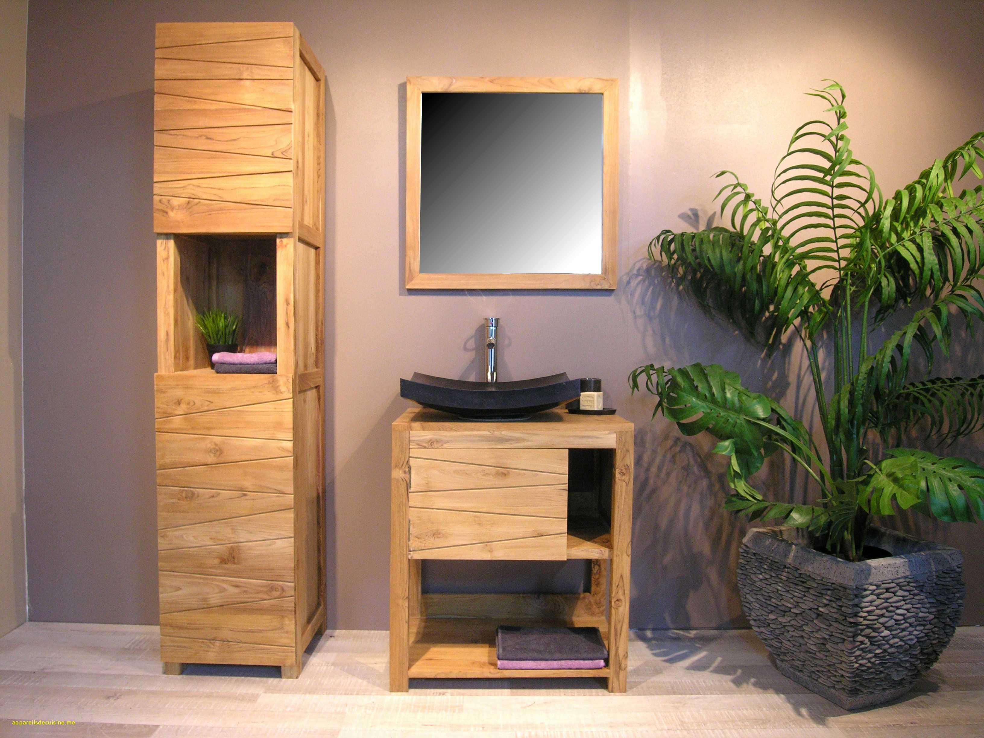 Salle De Bain Beige Et Marron Impressionnant Photos Meuble Salle De Bain Miroir Inspirant Meuble Vasque De Salle De Bain
