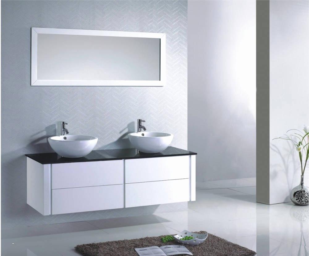 Salle De Bain Beige Et Marron Nouveau Photographie Meuble Salle De Bain Miroir Inspiré Meuble Salle De Bain Avec Vasque