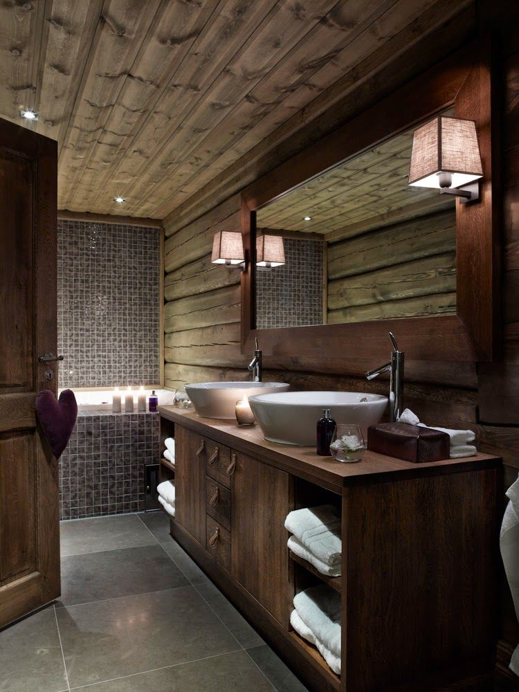 Salle De Bain Campagne Bois Meilleur De Galerie N³rska Romantika Od Arkitektfossland Bathroom