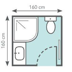Salle De Bain De 2m2 Inspirant Stock Salle De Bain Petite Surface 2m2 Recherche Google