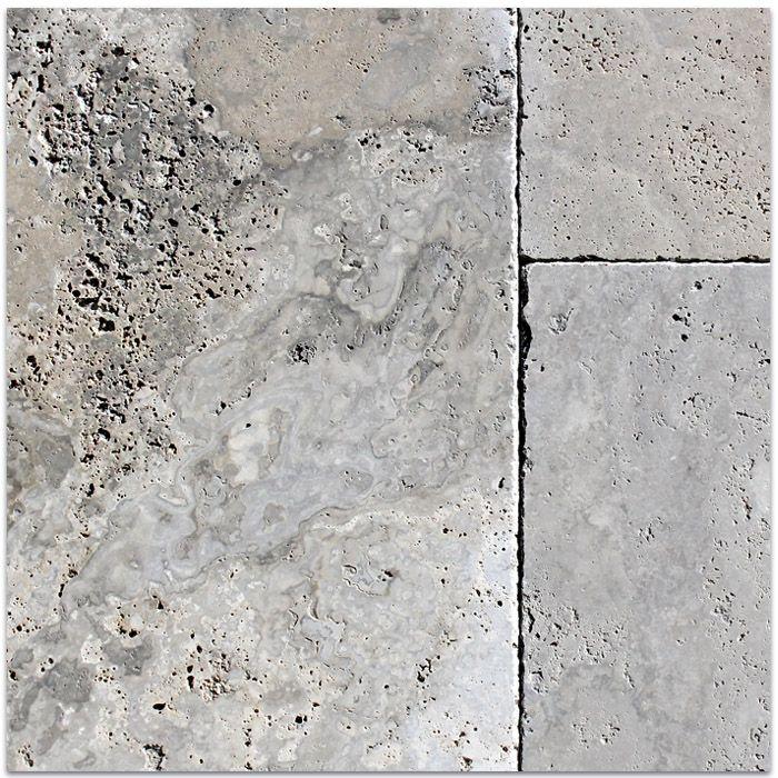 Salle De Bain En Travertin Photos Impressionnant Image Ocean Silver Cobblestone Travertine Tile wholesale Flooring