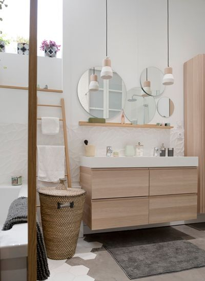 Salle De Bain Esprit Scandinave Unique Collection Home Sweet Home Lyon Place Sathonay Appartement Rénovation