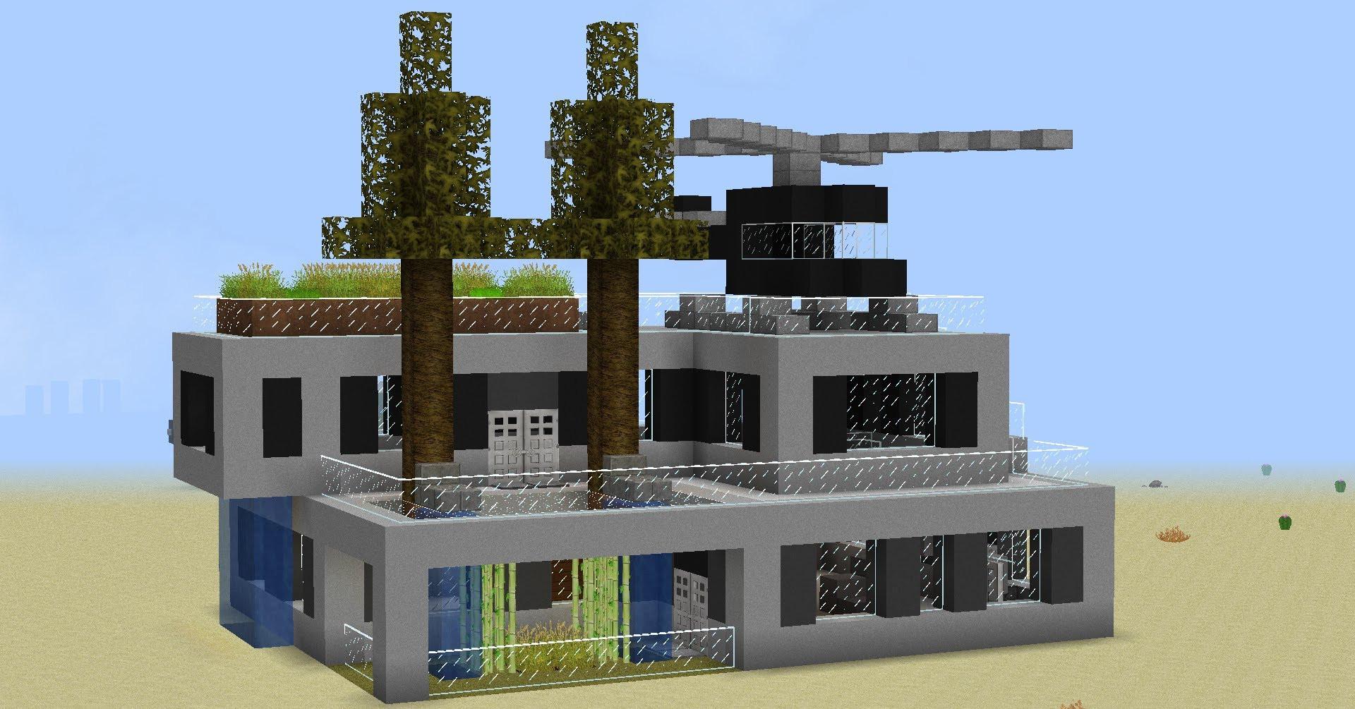 Salle De Bain Moderne Minecraft Beau Image 62 Idee Maison De Luxe Minecraft Dimage