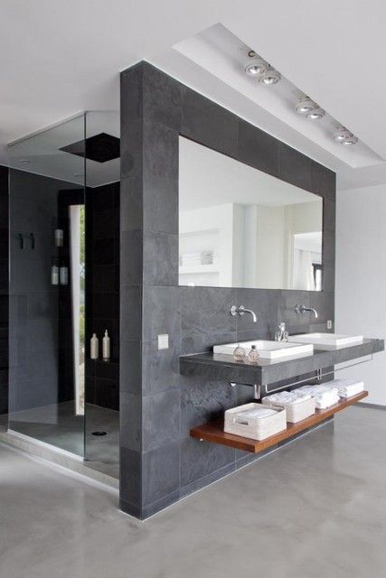 Salle De Bain Moderne Minecraft Beau Stock that Wall is Awesome Bathrooms Pinterest