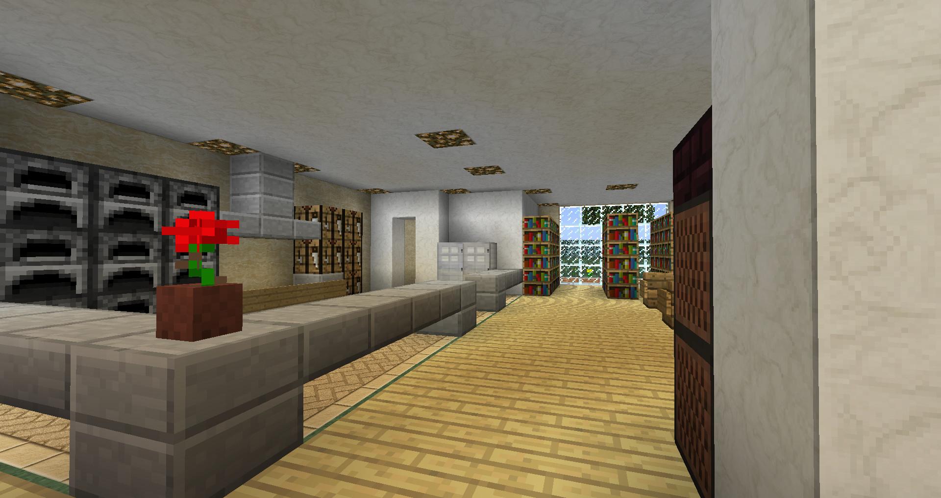 72 Élégant Photographie De Salle De Bain Moderne Minecraft ...