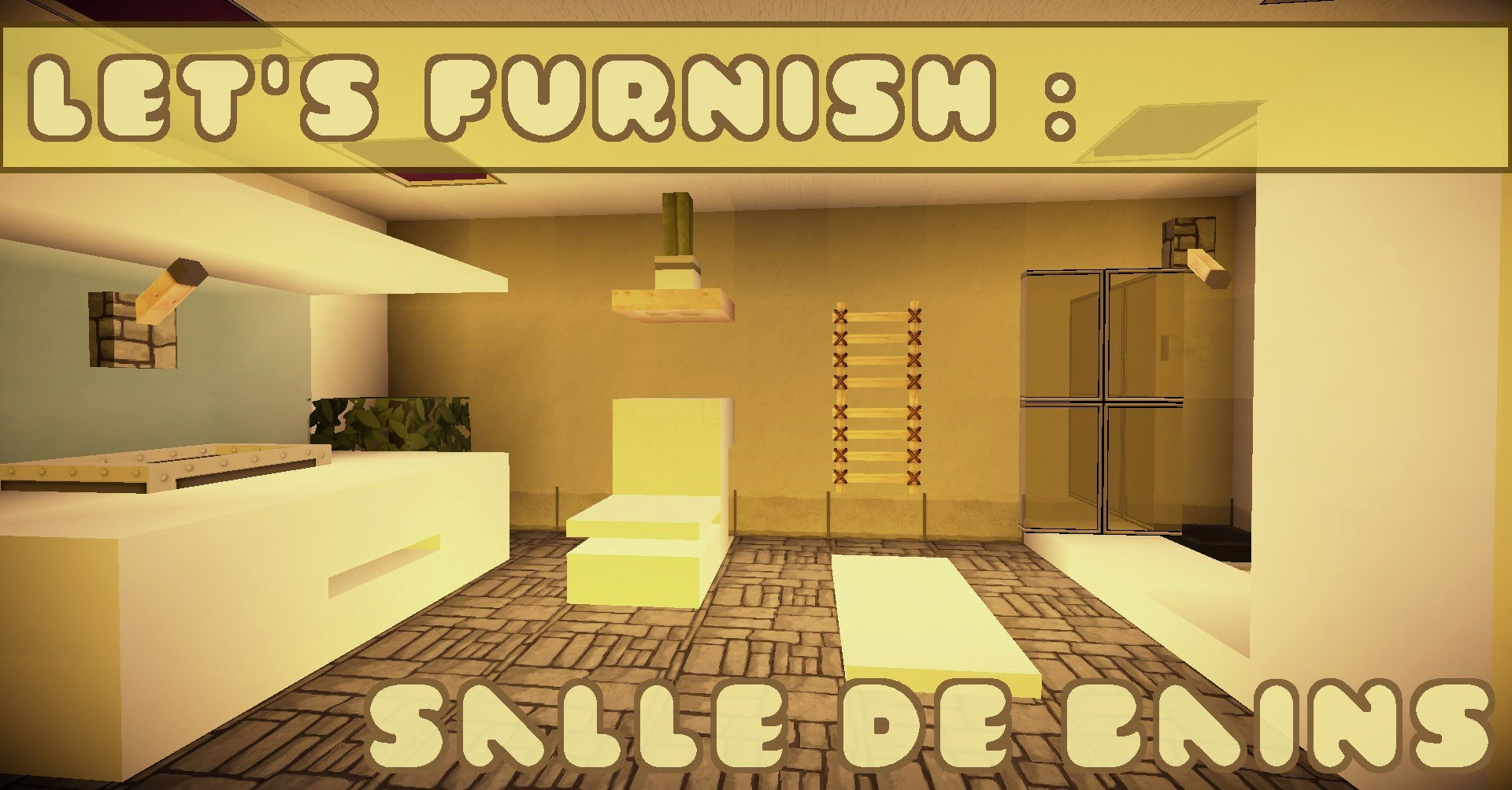 Best Salle De Bain Moderne Minecraft Images - House Design ...