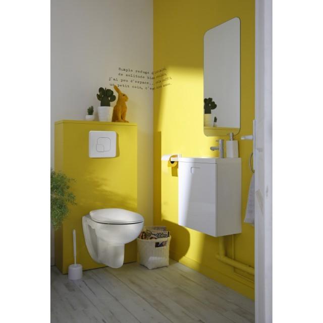 Salle De Bain Remix Leroy Merlin Luxe Galerie Le Rouge Dynamise Les toilettes