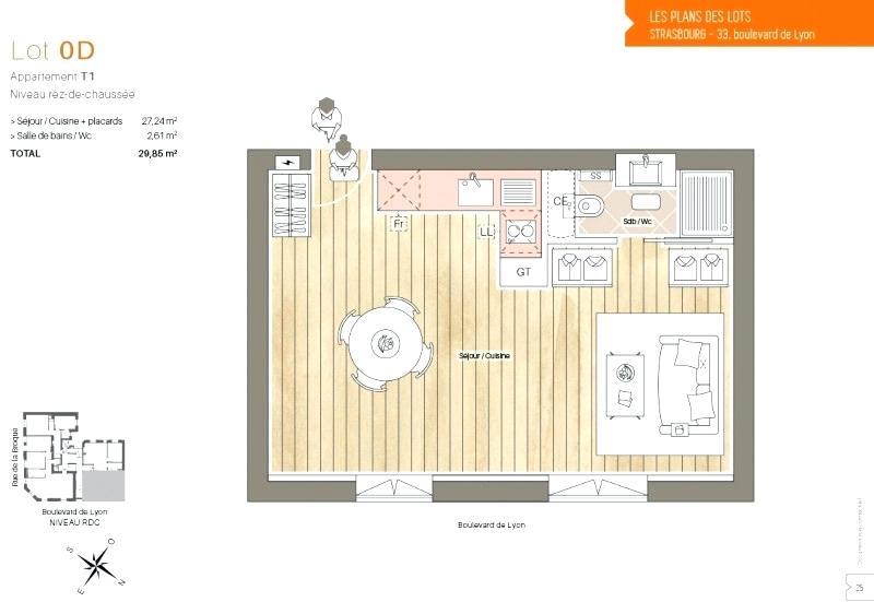 Salle De Bain sous Pente 5m2 Frais Image 45 Beau Graphie De Plan Salle De Bain 5m2 Idace De Chambre A