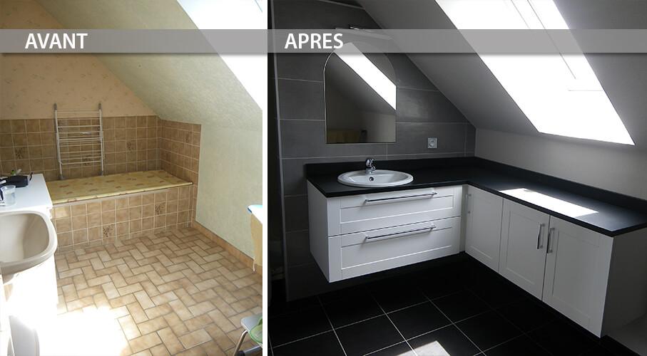 Salle De Bain sous Pente 5m2 Inspirant Photos Salle De Douche sous Ble Maison Design Nazpo