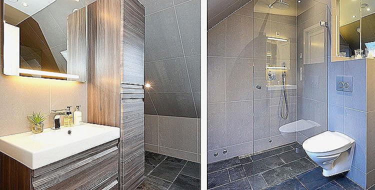 Salle De Bain sous Pente 5m2 Luxe Collection Carrelage Best Carrelage Exterieur