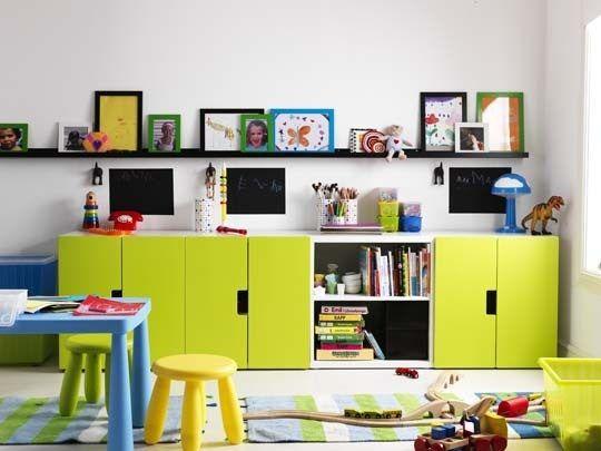 Salle De Jeux Ikea Inspirant Photos Stuva Stylische Kindermöbel Bei Ikea Divan Pinterest