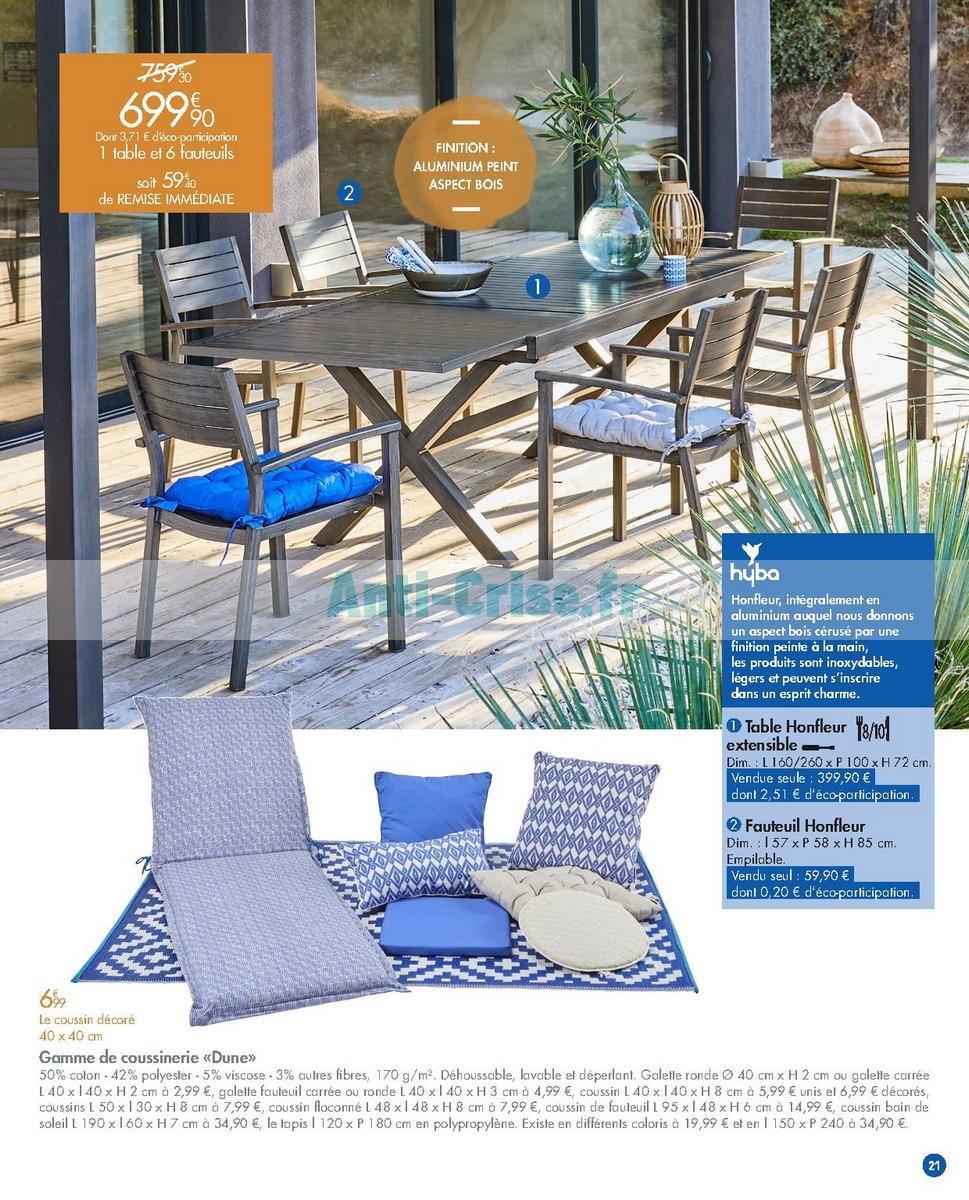 Salon De Jardin Carrefour Home Inspirant Photos Stunning Table De ...
