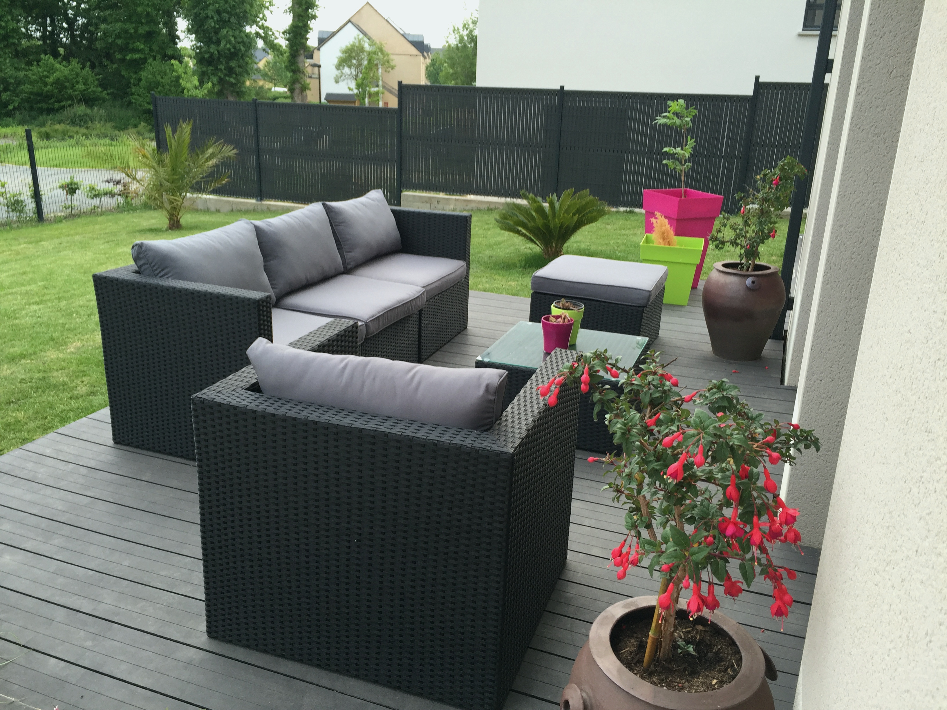 Awesome Veranda Jardin Savini Pictures - House Design - marcomilone.com