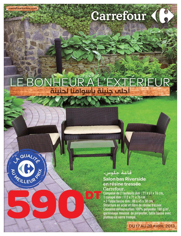 Salon De Jardin Geant Nouveau Photos Carrefour Salon Jardin Notamment étonnant Extérieur Les Tendances