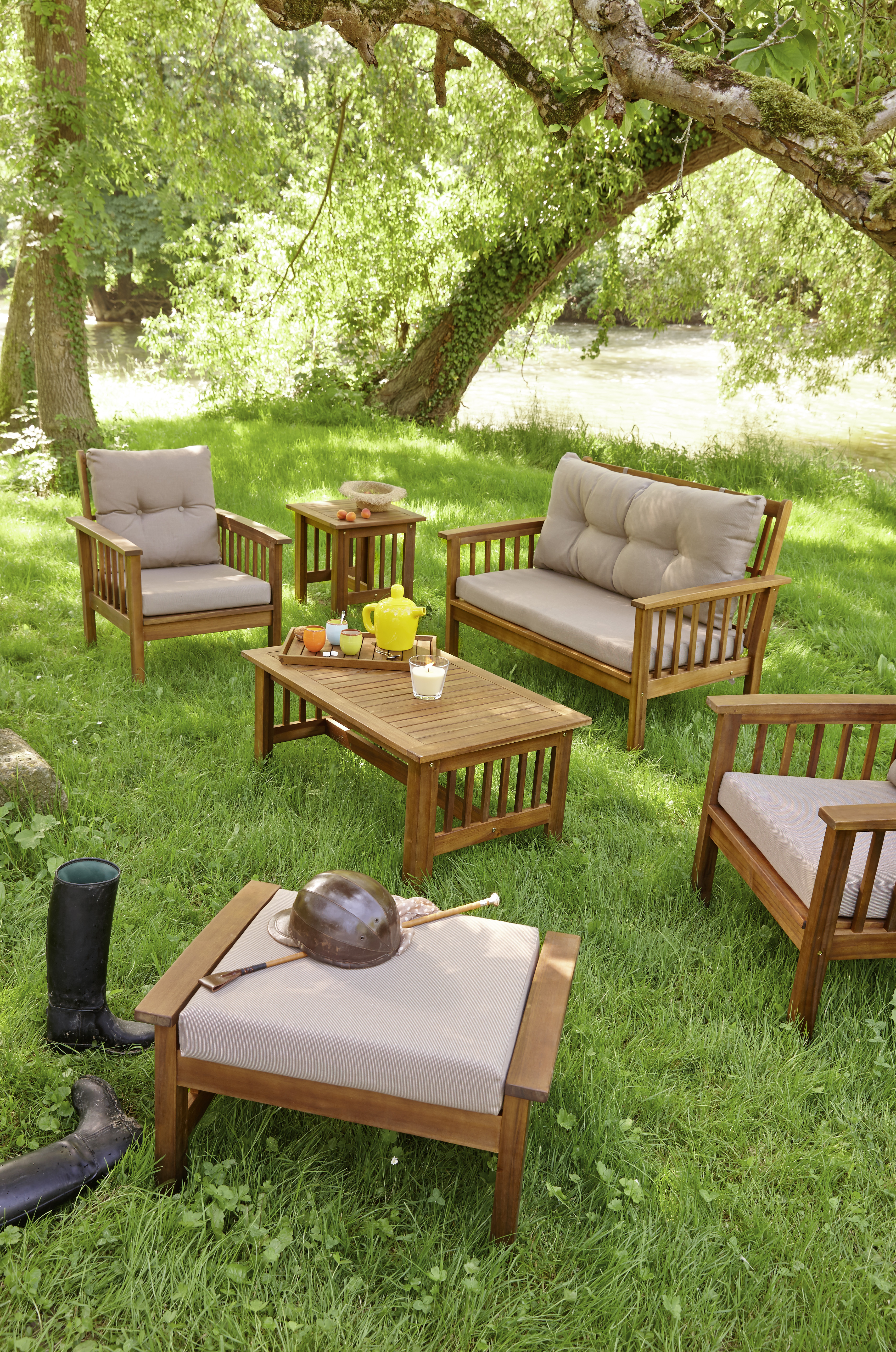 Salon De Jardin Intermarché Élégant Galerie Impressionnant De Table De Jardin Tressé Concept Idées De Design D