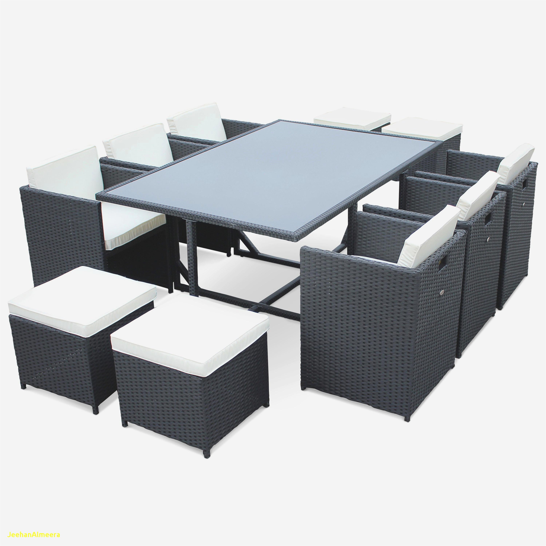 Salon Jardin Cdiscount Frais Stock Table Et Chaise De Jardin En Resine Beau Salon De Jardin Rond Pas