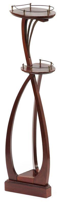 Sellette En Bois Beau Stock Table Sellette Art Déco 1930 Art Nouveau Y Art Deco