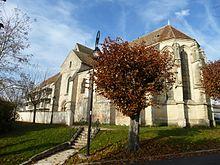 Serre De Gouaix Inspirant Photos Couilly Pont Aux Dames — Wikipédia