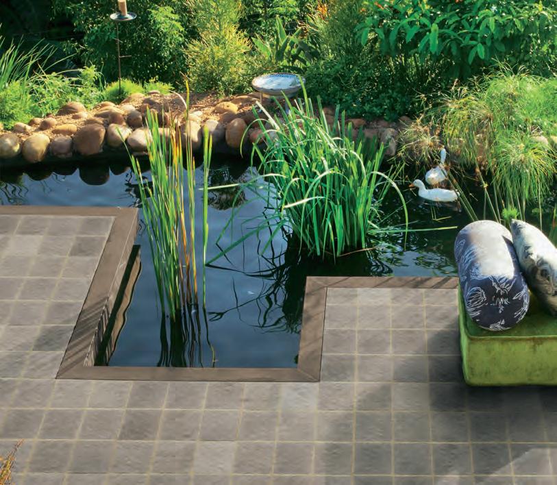 Show Room Point P Impressionnant Photos Deco Pave Exterieur Fabulous Jardin Et Terrasse Avec Un Beau