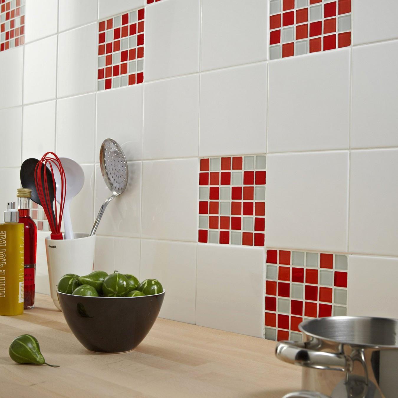 Smart Tiles Leroy Merlin Élégant Stock Autocollant Carrelage Cuisine Ides