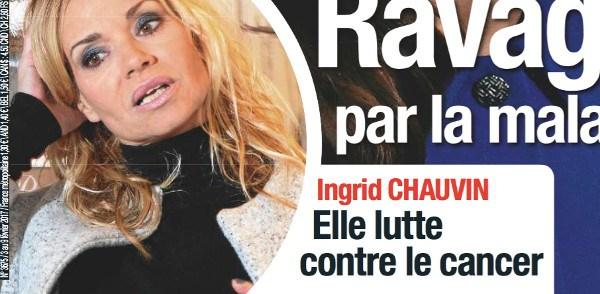 Sophie Davant Compagnon Georges Menut Frais Image Ingrid Chauvin Lutte Contre Un Cancer Selon France Dimanche