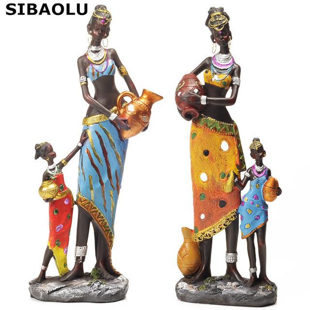 Statue Deco Grande Taille Beau Photographie Décoration De La Maison Accessoires Figurines Antique Imitation