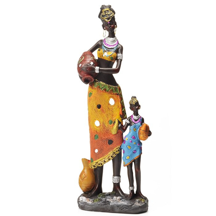 Statue Deco Grande Taille Beau Stock Décoration De La Maison Accessoires Figurines Antique Imitation